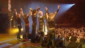 Judas Priest takker for seg
