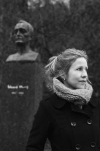 Camilla og Munch