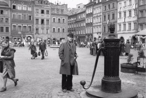 Olav H. i byen