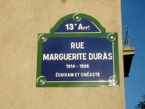 Rue Marguerite Duras