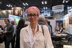 Zadie Smith på bokmesse, men ikke for å lese bøker