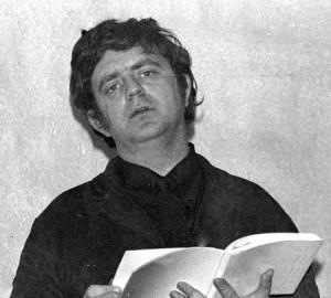 Jan Erik Vold, 1971. Foto: Jeppe Jul Nielsen