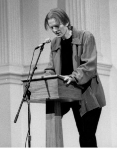 Jim Carroll døde fredag 11. september